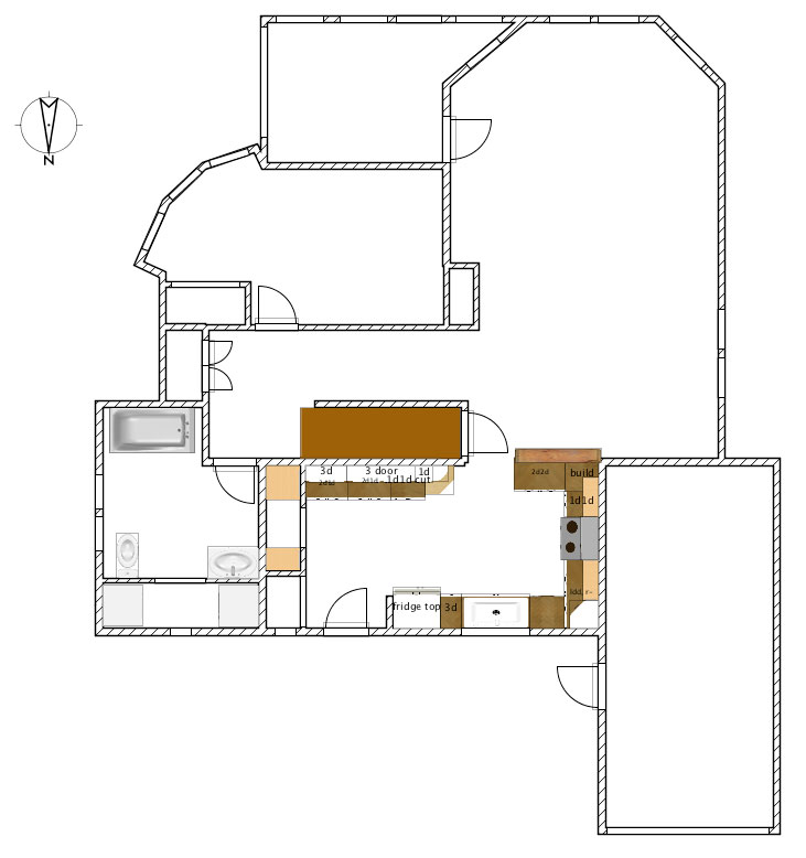 First Floor Plan - After
